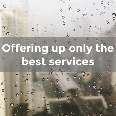 services featured