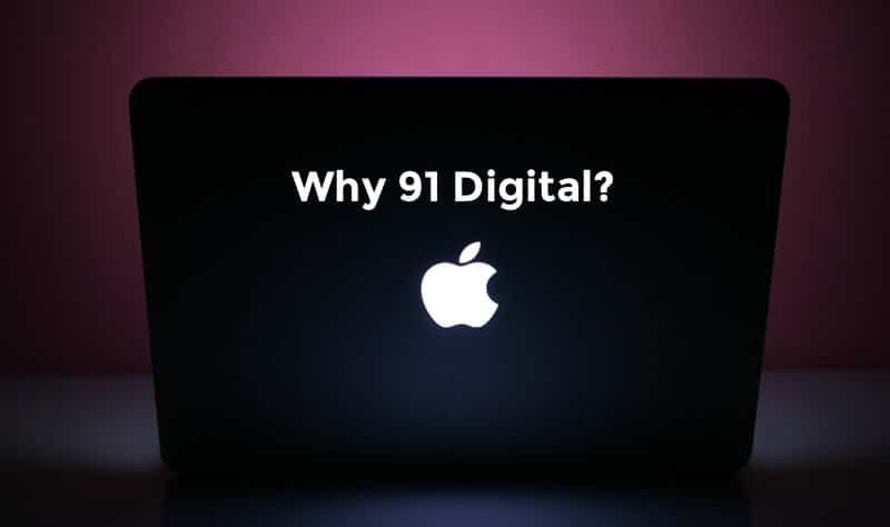 why 91 digital