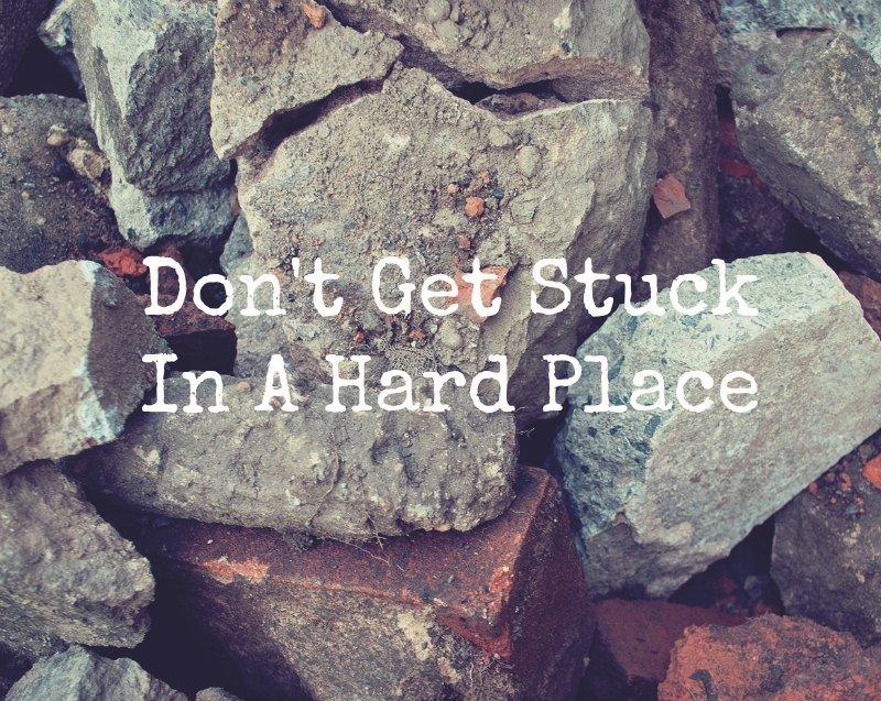 hard-place