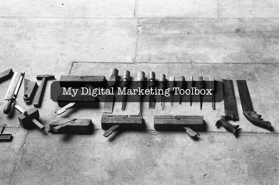 my digital marketing toolbox