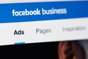 Facebook ads vacation rentals