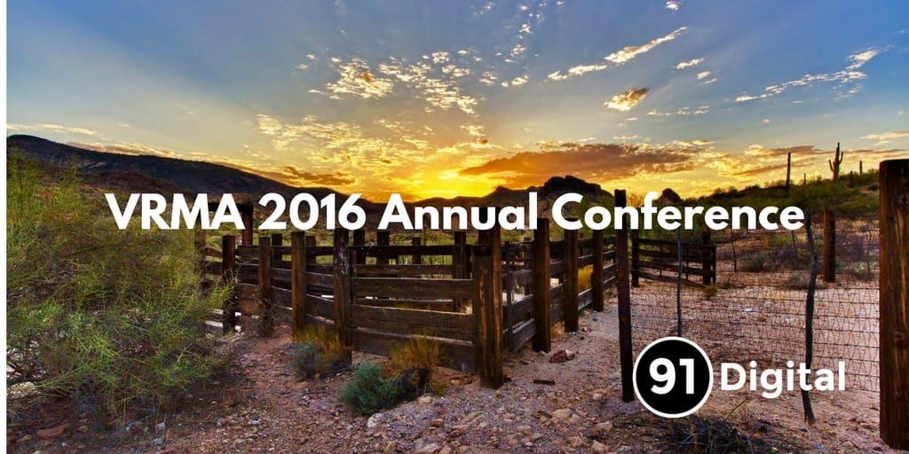 VRMA 2016 Conference Recap