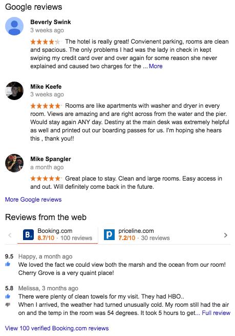 google maps hotels reviews booking dot com