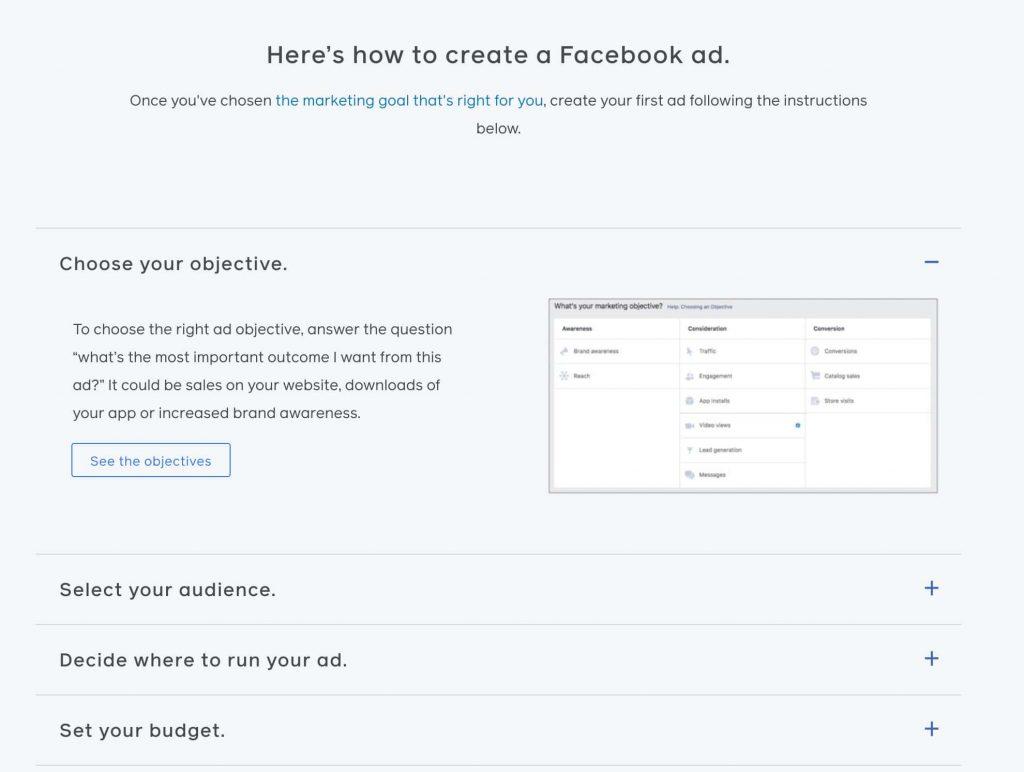 Facebook ads guide make